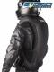 Helite TURTLE schwarz Motorrad Airbag-Weste