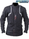 Allwetter Textiljacke: TOURING mit Motorrad-Airbag