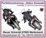 Sicherheitstraining  Ostern Kompakt Workshop 19. - 22. April 2019