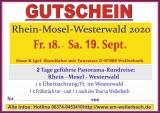 Geschenkgutschein Rhein-Mosel-Westerwald