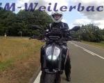 Motorradtour Donnersberg 25.08.18