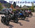 Motorradtour Bad Bergzabern 15.09.18