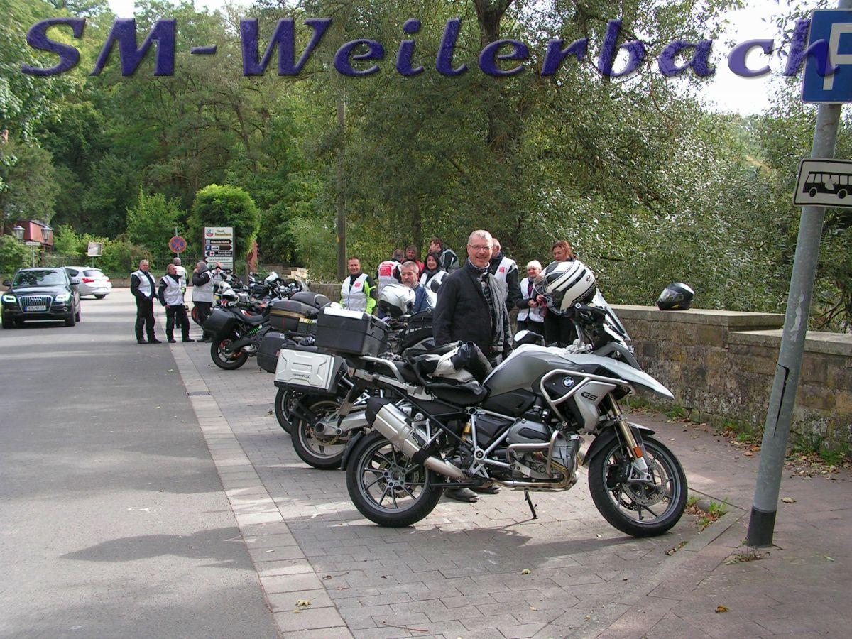 Motorradtour Bad Kreuznach 22.09.18