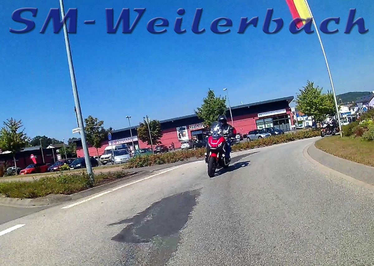 Motorradtour Deutsche Weinstraße 18.08.18