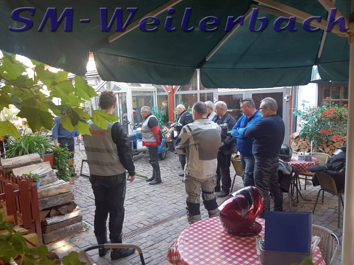 Schnuppertour Nordvogesen Bitche 30.09.18