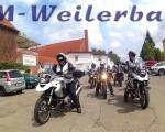 Motorradtour Wasgau 21.07.18