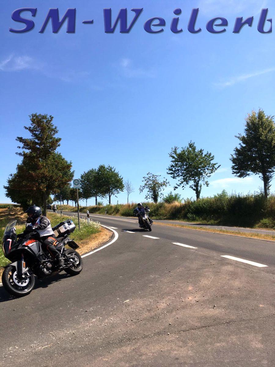 Motorrad Eifel-Marathon 2018