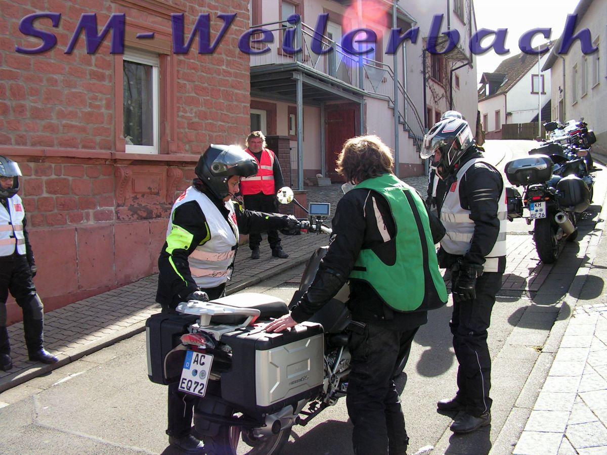 Fun & Safety Ausfahrt 02.04.18