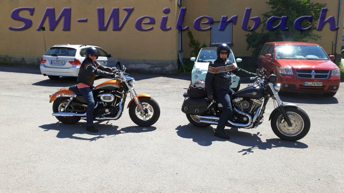 Schnuppertour Bad Bergzabern 01.06.19