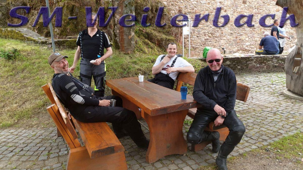 Motorradtour Hermeskeil 09.06.19