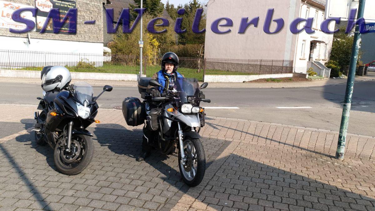 Schnuppertour Idar-Oberstein 14.04.19