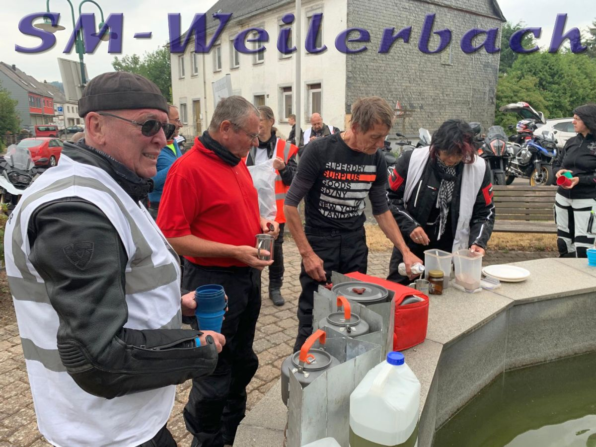 Motorrad-Schnuppertour Edelsteinregion 14.07.19