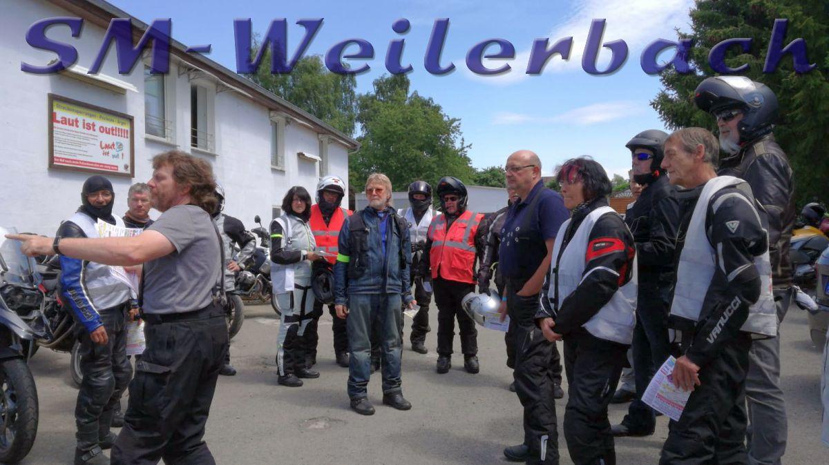 Bikertour Mandelbachtal 06.07.19