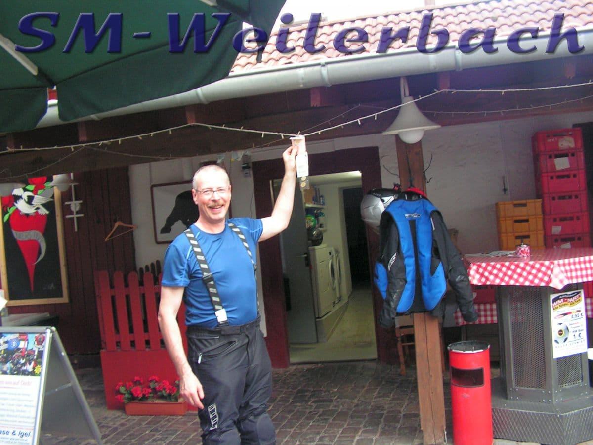 Schnuppertour Mandelbachtal 10.06.18