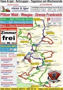 Tourkarte-Wasgau