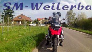 Motorradtour Edenkoben