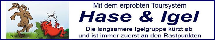 Hase & Igel Motorrad-Toursystem