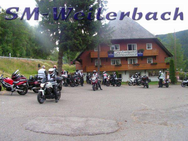 3 Tage mit dem Motorrad in den Schwarzwald