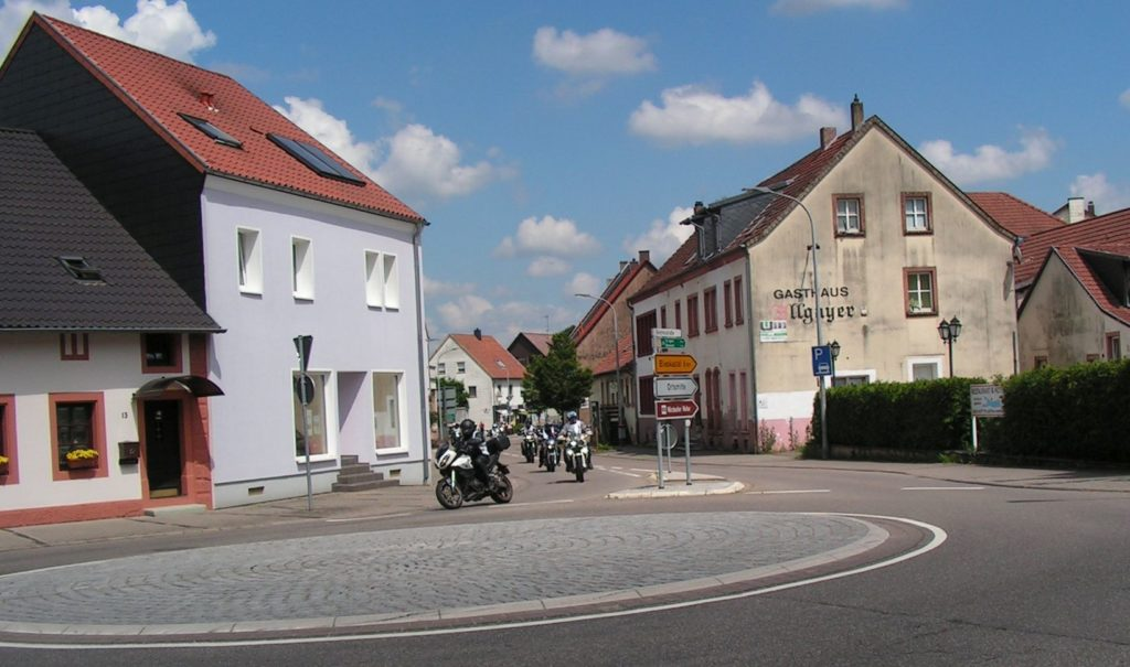 Saarland Mandelbachtal
