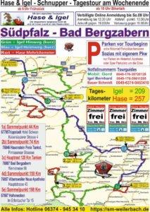Schnuppertour Bad Bergzabern