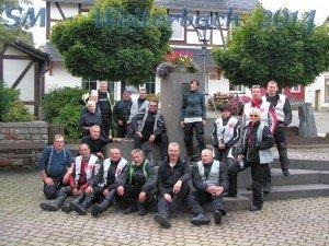 Schnuppertour Hunsrück / Kirchberg @ Bauer Schmidt   Weilerbach   Rheinland-Pfalz   Deutschland