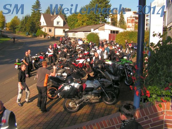 Motorradtour Hunsrück-Bad Sobernheim