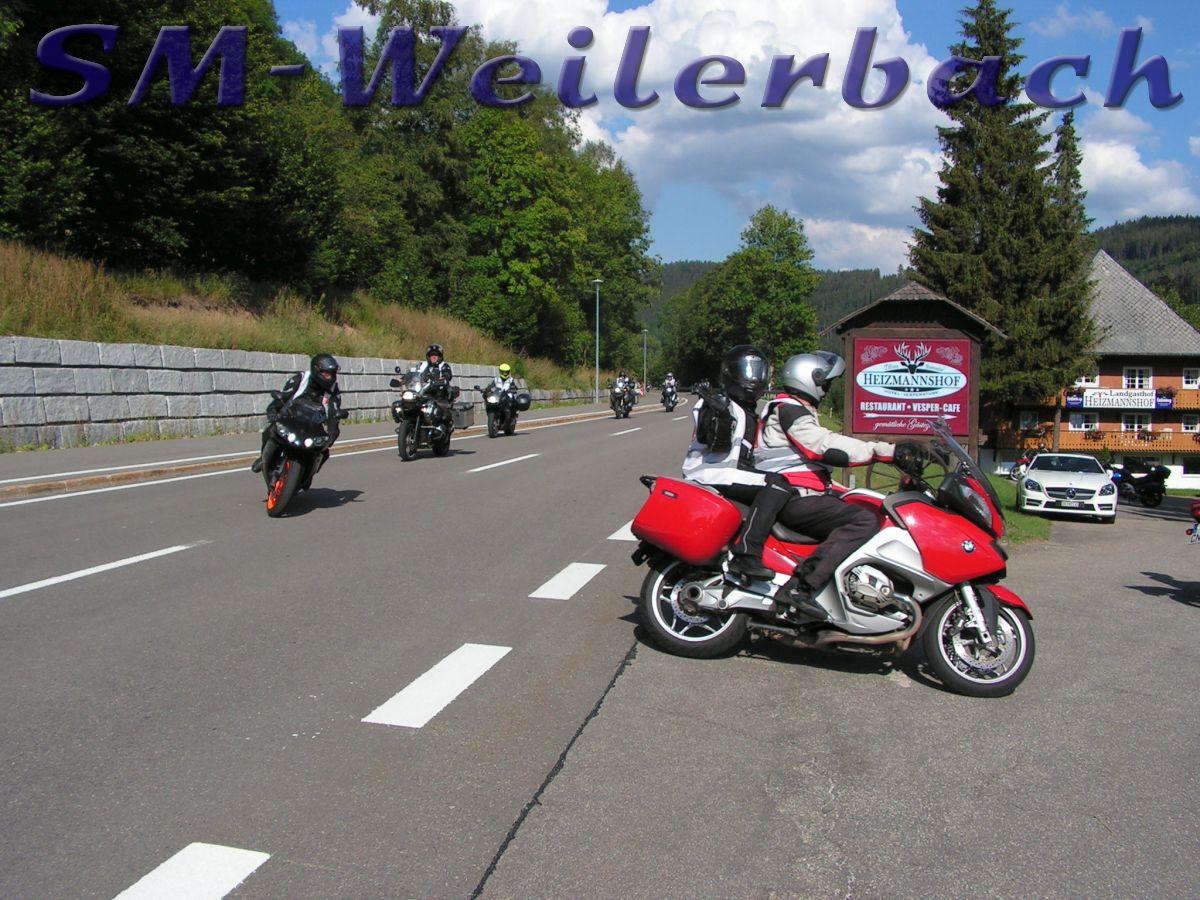 Schwarzwald 3-Tages Motorradtour