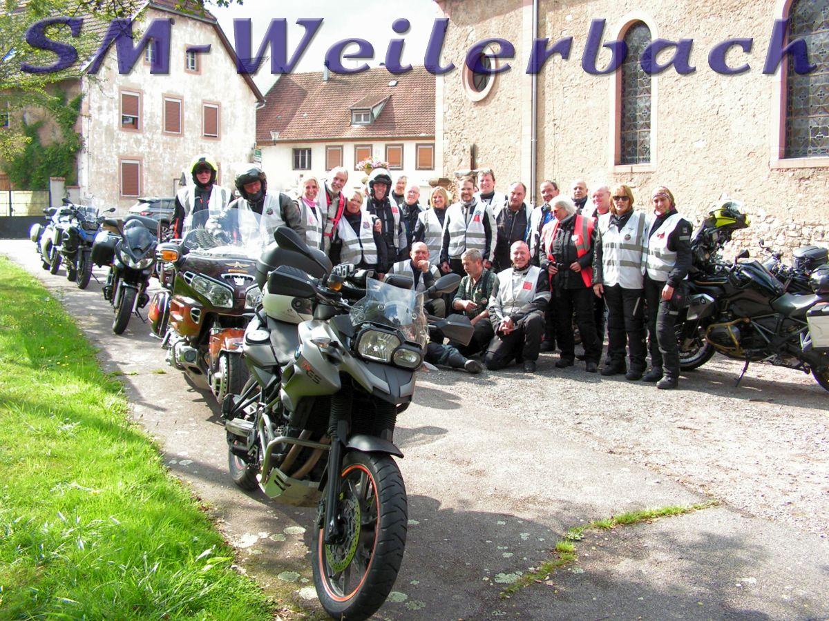 Südvogesen 3-Tages Motorradtour