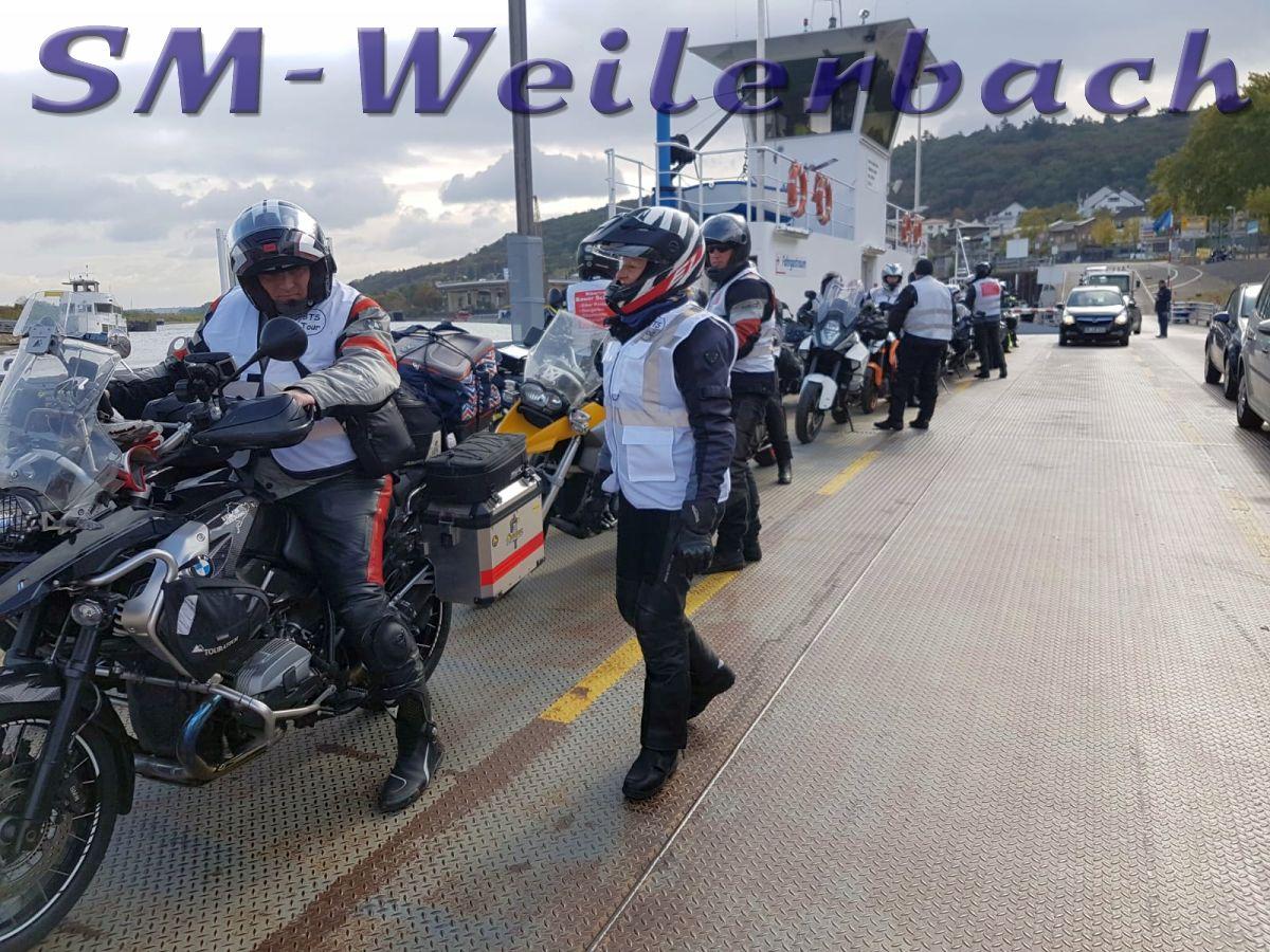 Motorradtour 3 Tage Westerwald-Sauerland