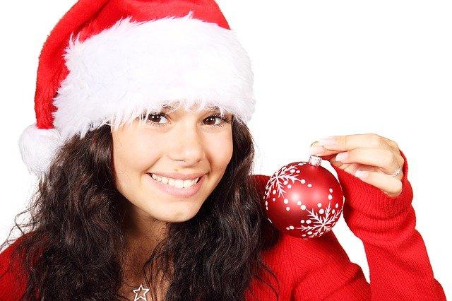 Weihnachten mit Freunden