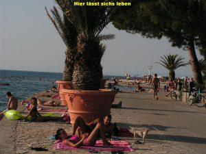 Mittelmeer - Slowenien
