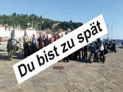 Bilder Slowenientour 2020