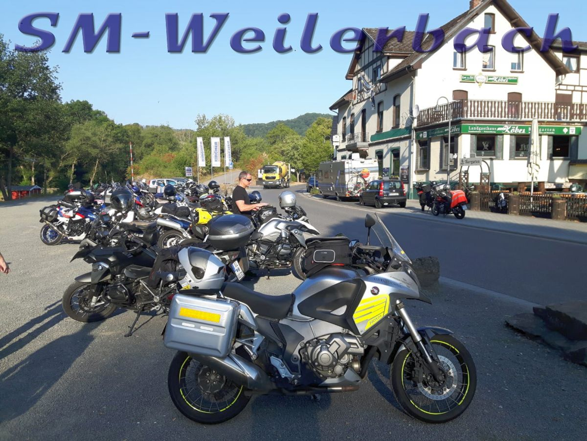 Motorrad Eifel-Marathon