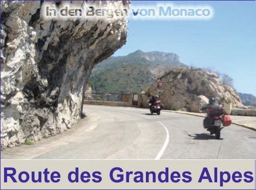 Bilder Grandes Alpes 2021